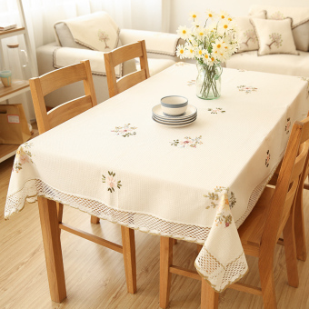 Harga Wishing tree european small fresh floral fabric living room coffee table tablecloth tv cabinet cover tablecloth table cloth