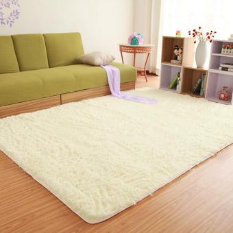Silk and wool carpet bedroom living room carpet broadloom - intl