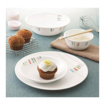 Harga Corelle 4 piece Soup Bowl Set