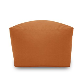 Quish Ottoman - L (Orange)