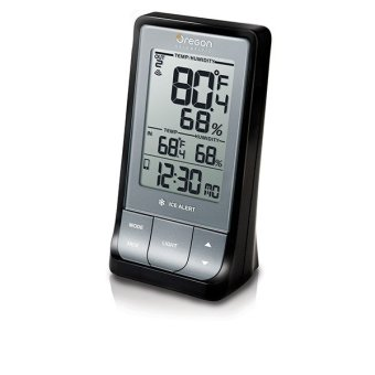 Harga Oregon Scientific Weather@Home Wireless Weather Station with Thermometer RAR213HG