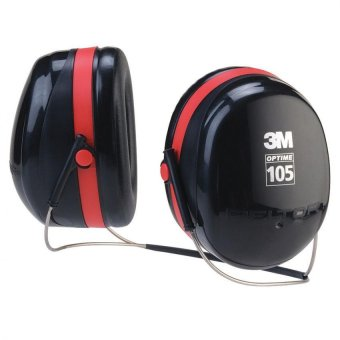 Harga 3M™ Peltor™ Optime™ 105 Behind-the-Head Earmuffs, Hearing Conservation H10B