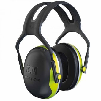 Harga 3M™ Peltor™ X4A Over-the-Head Earmuffs, Noise Reduction Rating 27 dB