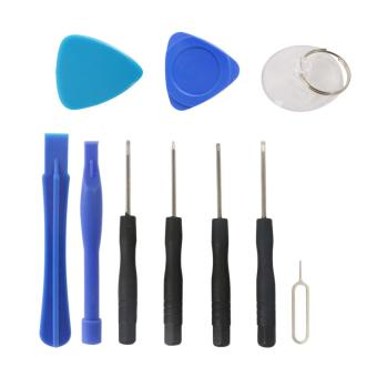 Harga 10 in 1 Set Mobilephone Opening Repair Tool Kit (4 4s 5 5s 6 6s)