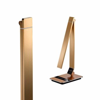 Harga Valore Gold Touch LED Table Lamp (V-LTL9305)(Gold)