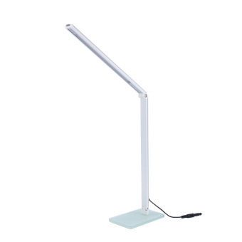 Harga Energy Saving 48 LED Reading Light Desk Table Lamp(White)