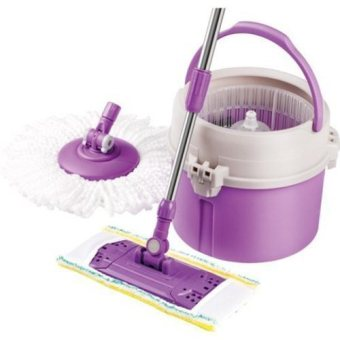 Harga LAMART Tour Mop Set - Purple