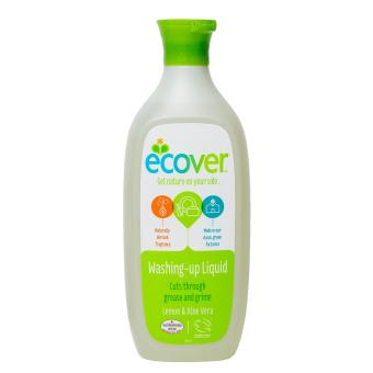 Harga Ecover Washing-up Liquid - Lemon & Aloe Vera 500ml