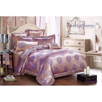 For Sale Isleep 100% Soft Cotton Silk Feel Elegant Jacquard Bed ... : silk quilt singapore - Adamdwight.com