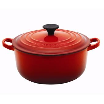 Le Creuset Round French Oven 20cm, Classic (Cherry Red)