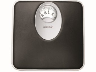 Harga Terraillon T61 LB/KG Black Mechanical Bathroom Scale