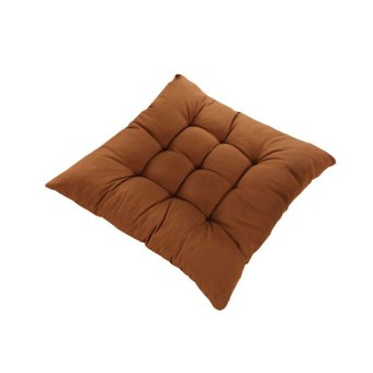 BolehDeals Chair Cushion Seat Pads Seat Cushion Outdoor Dining Garden Room Decor-Brown(Export)