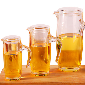 Harga Acrylic acrylic soy sauce bottle leak oiler oil leak oil tank creative kitchen supplies