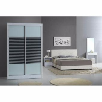 Nova 8468 Bedroom Set (FREE DELIVERY)(FREE ASSEMBLY)