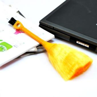 Harga Multi-purpose computer keyboard sweep dust brush