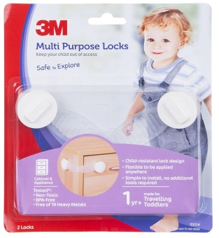 Harga 3M™ Child Safety - Multi Purpose Lock