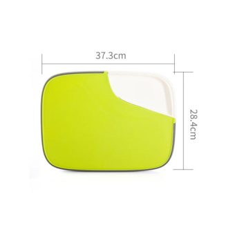 Harga Anti-skid multi-purpose cutting board