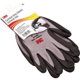 Harga 3M™ Comfort Grip Gloves - Grey 50E Small