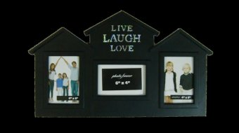 "Harga Live laugh love"" photo frame"""