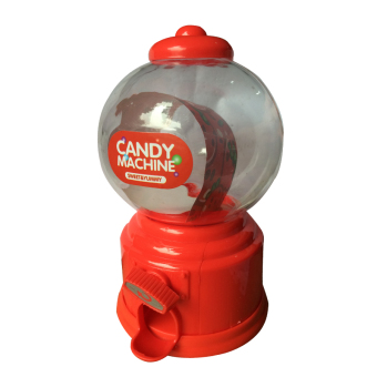 Harga Shoppy Candy Machine with Coin Bank (Red)