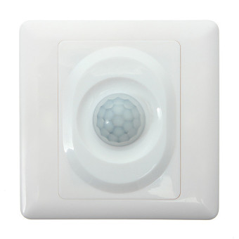 Harga UK IR Infrared Save Energy Motion Sensor Automatic Light Switch for LED Light