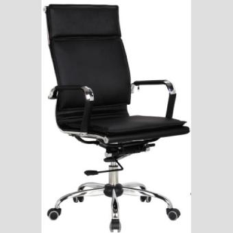Harga High Back Boss Chair Type B (Black)