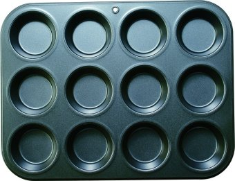 Harga My Way 12 Cup Muffin Tray