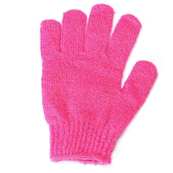 Harga GAKTAI 1PC Exfoliating Bath Glove Shower Skin Care Back Body Scrub Cleaning Massage Mitt - intl