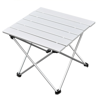 Harga DODO 6063 Aluminum Folding Table Portable Roll Up Table Folding Camping Outdoor Indoor Picnic Bag Table Living Room Coffee Table