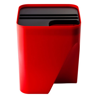 "Harga ""Block 30"" Dust Bin (Red)"