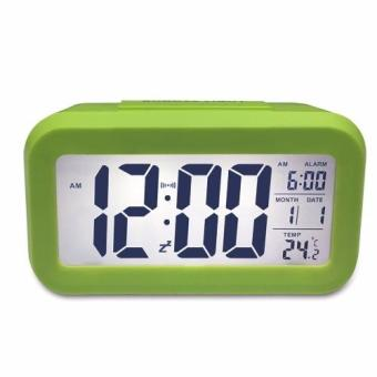 Harga DIGITAL ALARM CLOCK WITH SMART CONTROLLABLE BACKLIGHT
