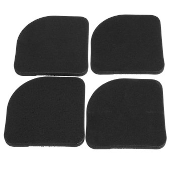Harga Free Shipping Washing Machine Anti-shock Pad Mute Cotton Slip (Pack of 4 ) NEW