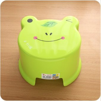 Home living room cute plastic stool small stool ottoman slip stool child stool baby stool cartoon stool