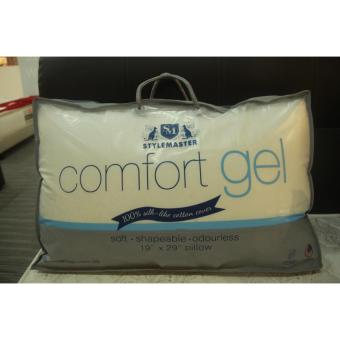 Harga King Koil Stylemaster Pillow Comfort Gel (Essence)