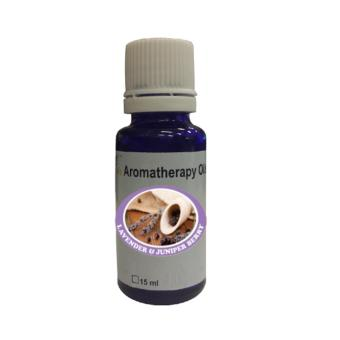 Harga Pure™ Aromatherapy Oil 15ml (Lavender & Juniper Berry)