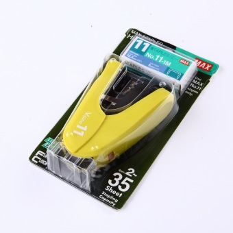 Harga Imported stapler machine Japan MAX New style effort flat foot stapler machine, use No.11 nail HD-11FLK