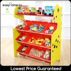 Kids Storage Shelves TNWX-0866 (4 Tier)