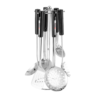 Kitchen Set Stainless Steel Kitchen Utensils Seven Sets Of Cookingshovel  Spoon Full Set Of Cooking Spatula