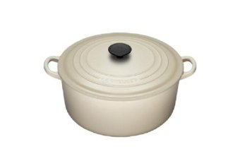 Le Creuset Cast Iron Round French Oven 16cm, Classic (Dune)
