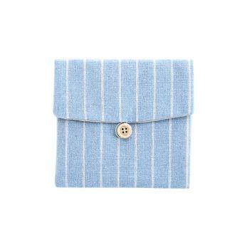 Linen towel bag sanitary towel bag