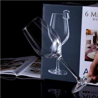 Luminarc ARC series lead-free high cup crystal glass of red wine