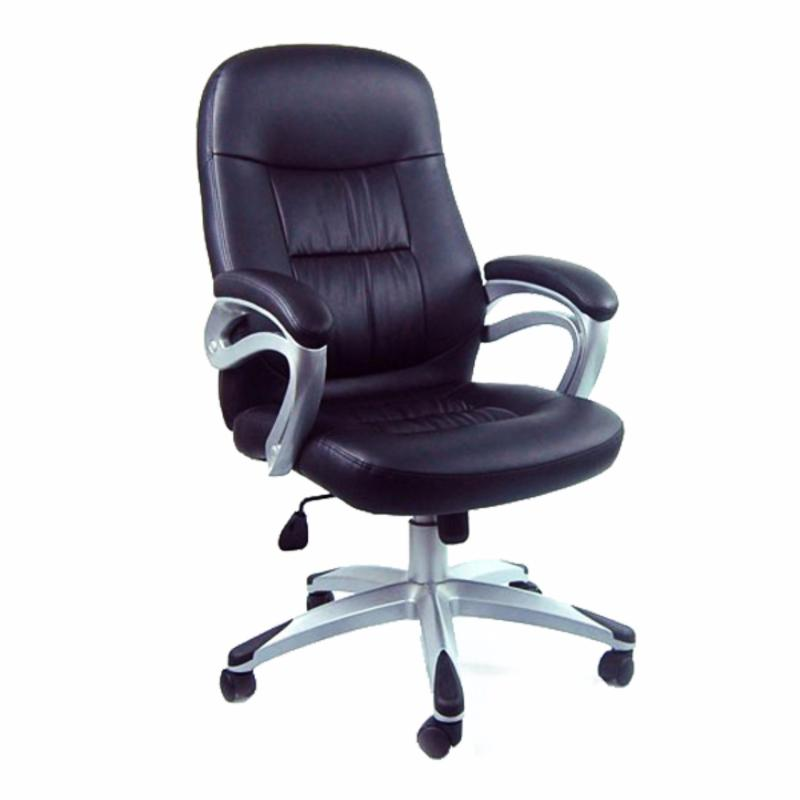 Messi 720B Office Chair (Black PU)(Installation Option Available) Singapore