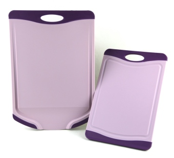 Neoflam Flutto Antibacterial Cutting Board (Purple)