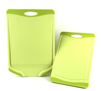 Neoflam Flutto Antibacterial Cutting Board Set (Green)