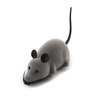New Remote Control RC Rat Mouse Wireless for Cat Dog Pet Toy