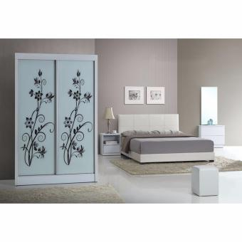 Nova 8466 Bedroom Set (FREE DELIVERY)(FREE ASSEMBLY)