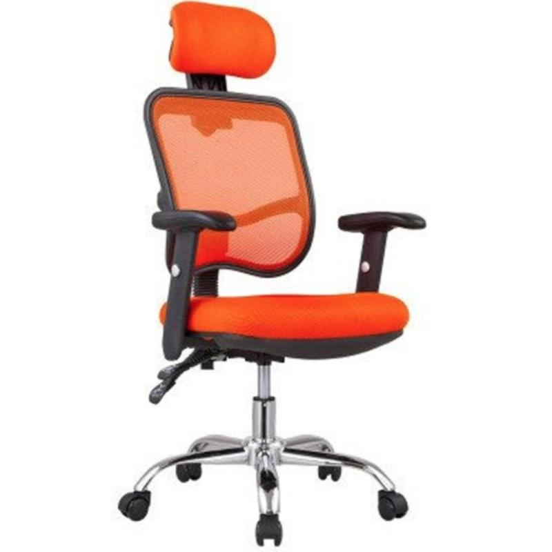 Office Executive Chair Ver 1 Adjustable ArmRest Include Assembly Singapore