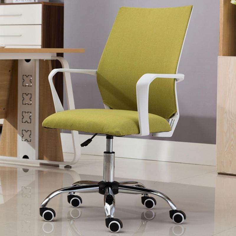 Office Typist Chair Ver 3 ( White Frame ) Singapore