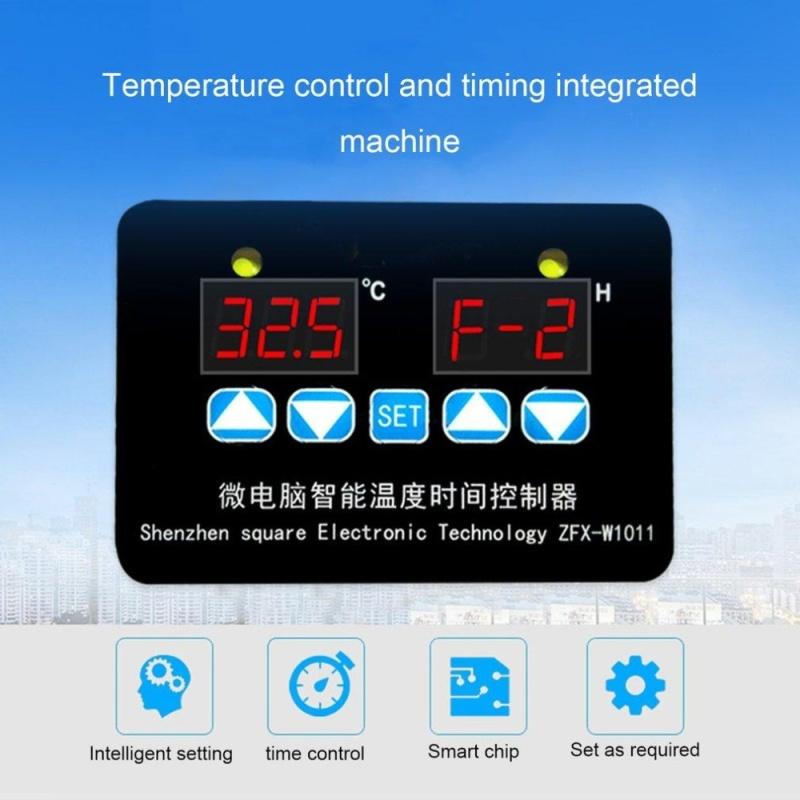 OH Digital Mini Microcomputer Regulator Adjustable Temperature Time Controller 12V - intl