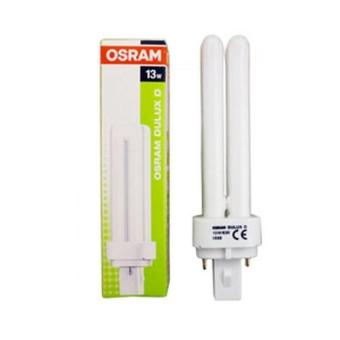 Osram Dulux D 13w Energy Saving 2-PIN PLC Lamp DAYLIGHT [13W/865]